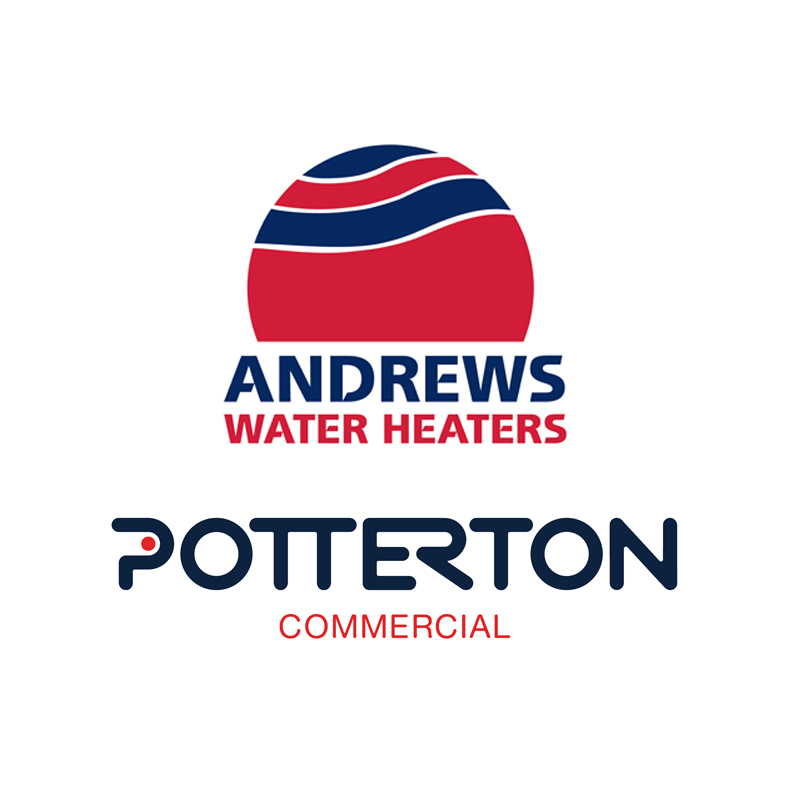 Andrews Water Heaters and Potterton Commercial